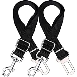 Adjustable Pet Safety Leads Car Vehicle Seat Belt Harness Seatbelt