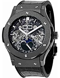 Classic Fusion Automatic Skeleton Dial Mens Watch 517.CX.0170.LR