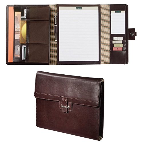 Cutter & Buck Classic Tri-fold Padfolio - Promotional Cutter
