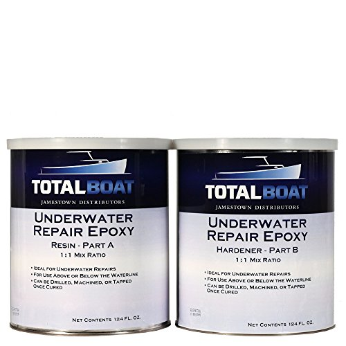 TotalBoat Underwater Repair Epoxy (2-Gallon) by TotalBoat