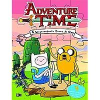 Hora de Aventura - A surpreendente terra de Ooo