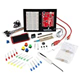 Sparkfun Inventor's Kit for Arduino - V3.3 with New Simon says Circuit Experiment