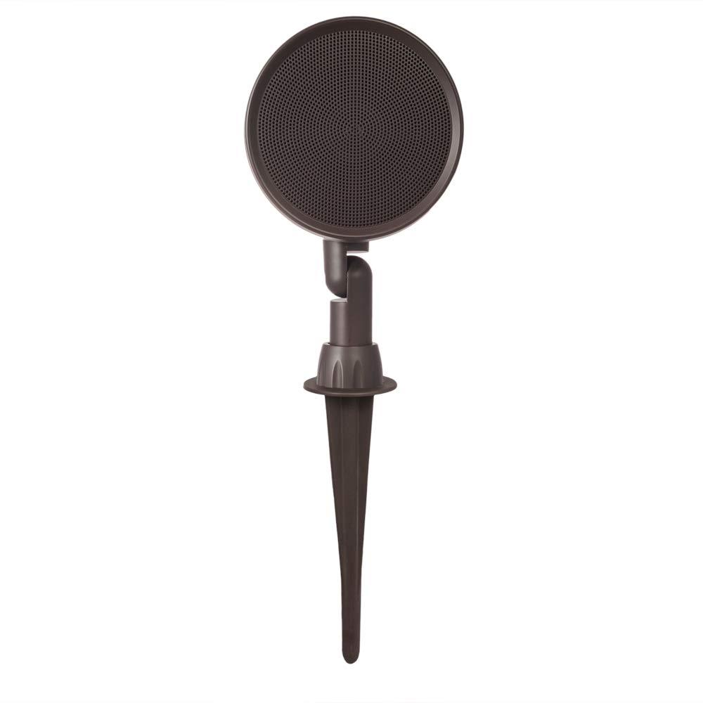 Speakercraft SC-OG-4 2-Way 70V/100V/8 ohm Landscape Satellite Speaker with Mounting Stake Included
