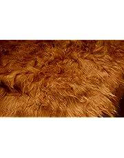 StoffBook Langhaarfell teddywell B708 Bont stoffen van imitatiebont, B708