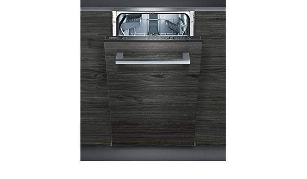 Siemens iQ100 SR614X00CE lavavajilla Totalmente integrado 9 ...