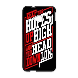 HTC One M7 Cell Phone Case Black Rock Band ADTR A Day To Remember as a gift A5860230