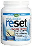 Cheap Natures Way Metabolic Reset Vanilla Weight Loss Shake, 1.4 Pound — 1 per case.