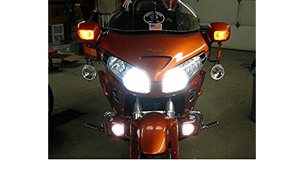 Honda GL 1800 Goldwing 2012 Number Plate Light Replacement Bulb
