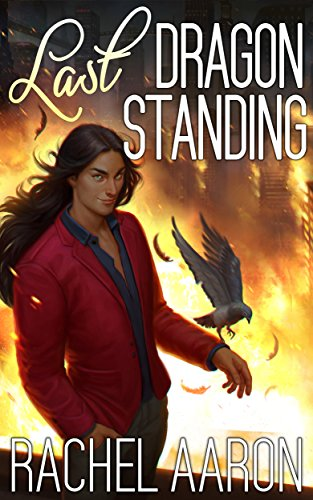 Last Dragon Standing (Heartstrikers Book 5) cover