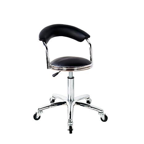 Excellent Amazon Com Dertyped Adjustable Bar Stools Bar Stools Black Machost Co Dining Chair Design Ideas Machostcouk