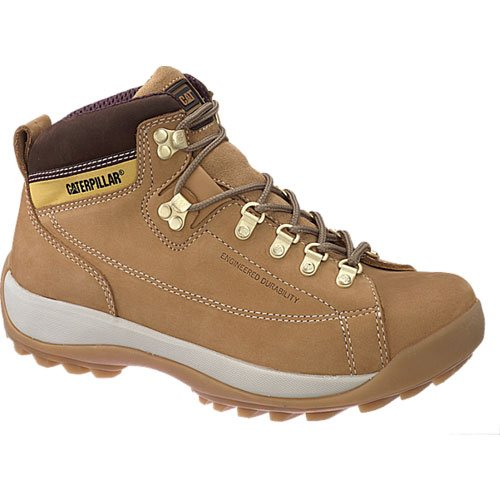 Caterpillar Men's Active Alaska Work Boots Honey 9 W