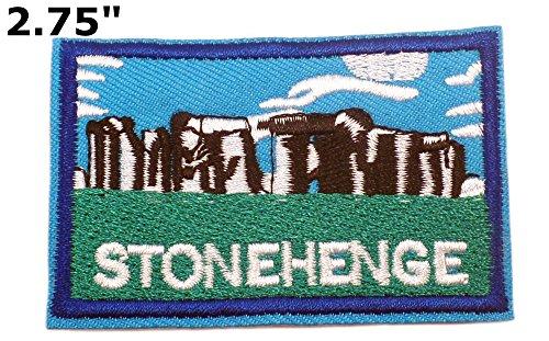 STONEHENGE Patch - 2.75
