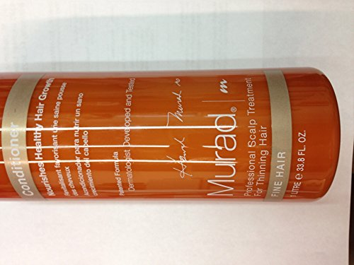 Murad Professional Scalp Treatment Conditioner - Thinning Hair 33.8 fl. oz. by Murad