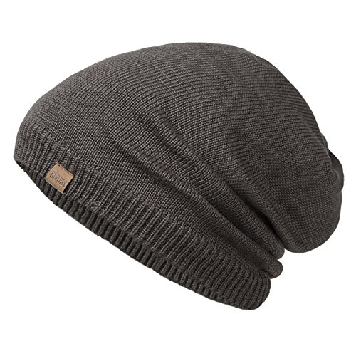 81914c5f2ed REDESS Slouchy Long Oversized Beanie Hat for Women and Men