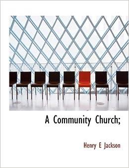 A Community Church: