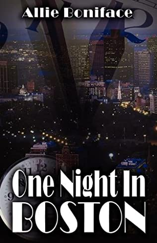 book cover of One Night in Boston