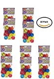 PACK OF 10 - Hartz Just For Cats Cat Toys Value Pack, 13ct - 130 Total