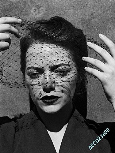 Unbekannt Photo de Emma Stone… 15x20cm… 6x8inch ASF