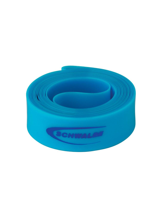 Schwalbe High Pressure Bicycle Rim Tape - 1 Roll (Blue - 24in x 16mm)