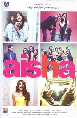 Amazon com: Aisha (New Comedy Hindi Film / Bollywood Movie / Indian