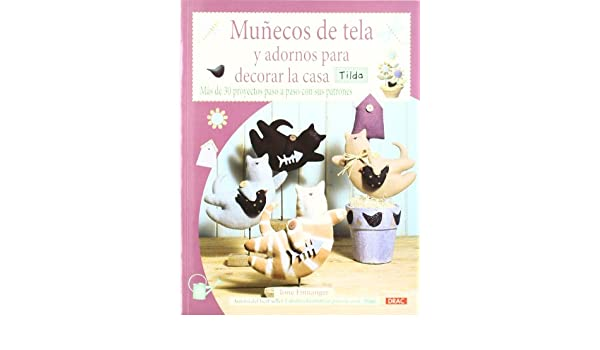 Munecos de tela y adornos para la casa / Cloth dolls and ...