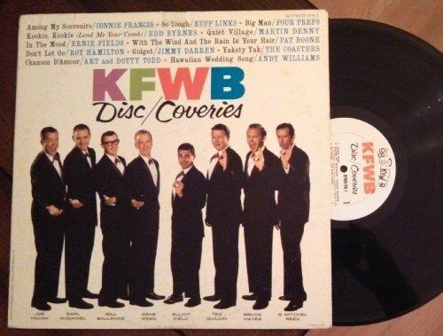 KFWB Disc/Coveries