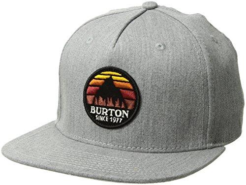Burton Visor Beanie (Burton Unisex Underhill, Monument, One Size)