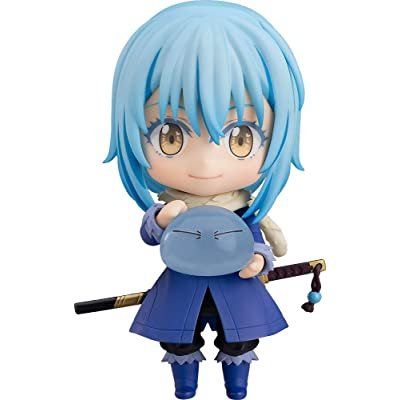 Good Smile That Time I Got Reincarnated As A Slime: Rimuru Nendoroid Action Figure: Toys & Games