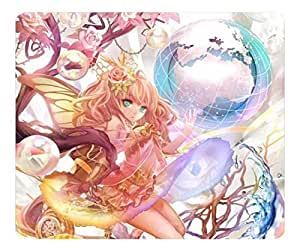 Anime Cute Girl 6 Customized Non-Slip Rubber Mousepad Gaming Mouse Pad by icecream design
