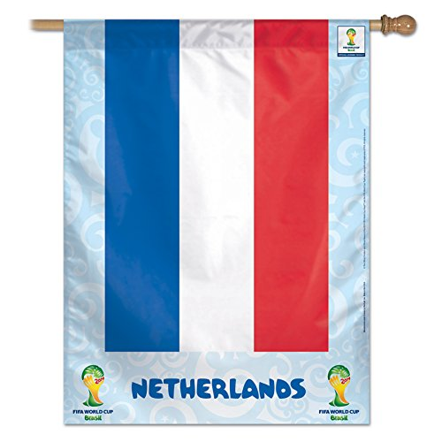 FIFA World Cup Team Netherlands Banner Flag