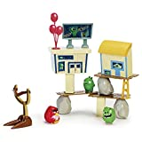 Angry Birds Pig City Strike Playset