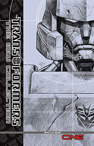 (Transformers: The IDW Collection Volume 1)