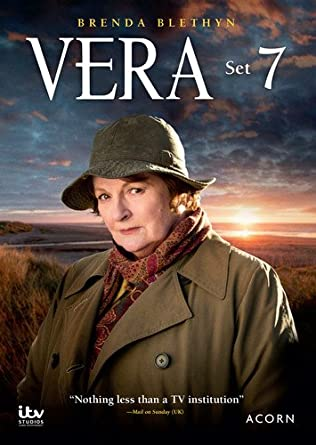 Amazon com: Vera: Set 7: Brenda Blethyn, Kenny Doughty: Movies & TV
