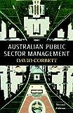 Australian Public Sector Management 9781864481600