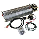 BKT GA3650T GA3650TB GA3700T GA3700TA Fireplace Blower Fan Kit for Desa FMI Vanguard Vexar Comfort Flame For Sale