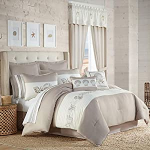 51IIkO7ivZL._SS300_ Coastal Comforters & Beach Comforters