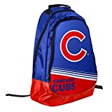 MLB Chicago Cubs 2015 Stripe Core Backpack, Blue
