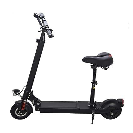JL-Q Scooter eléctrico Adulto/Mini Plegable portátil ...