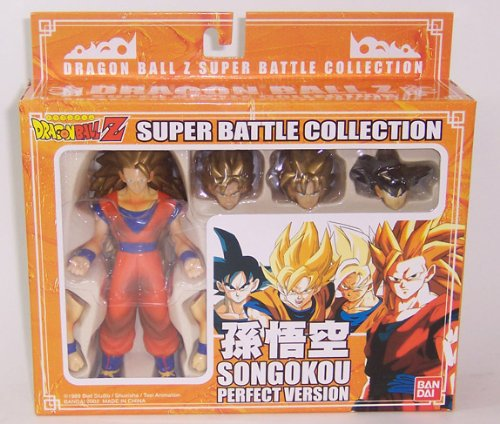 Super Battle Collection (Dragon Ball Z Super Battle Collection SONGOKOU Perfect Version Bandai)