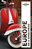 capa de Lonely Planet Europe on a shoestring