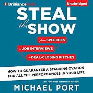 Steal the Show Audiobook