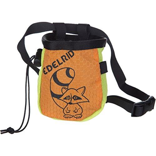 EDELRID - Bandit Kids' Chalk Bag, Oasis/Night