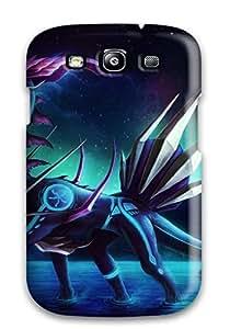 Galaxy S3 SSfPaFo4512XeIkp Pokemon Tpu Silicone Gel Case Cover. Fits Galaxy S3