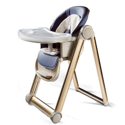 Axiba Bebé silla alta comedor silla niño comer asiento ...