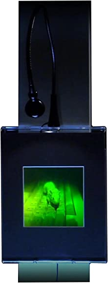 3D Mouse Multi-Channel Hologram Picture Lighted Wall Display