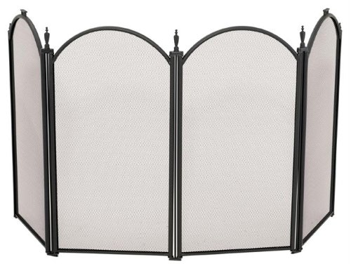 UniFlame S-2730 3 Fold Large Diameter Pb Screen with Woven M