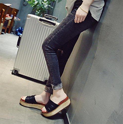 pengweiTacchi pi¨´ alti di modo delle estati delle signore del pantofole