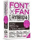 フォント・アライアンス・ネットワーク FONT x FAN HYBRID 4