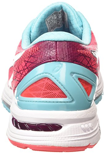 Gel Competition Shoes ds White Running Pink Asics WoMen Diva Pink 21 Turquoise Trainer 2001 dS4C54wXq
