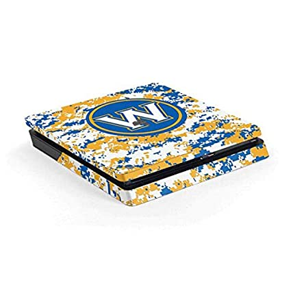 9466e058 Amazon.com : Golden State Warriors PS4 Slim (Console Only) Skin ...